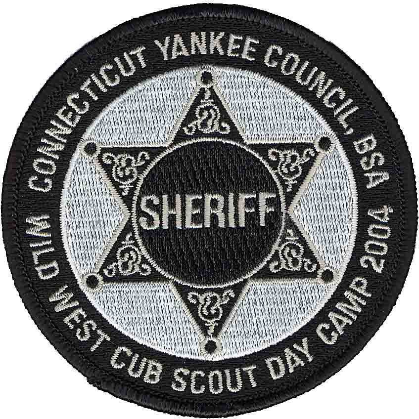 Cub Camp Patch Collection – Connecticut Yankee Council, BSA