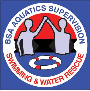 BSA Aquatics Supervision Swimming Water Rescue