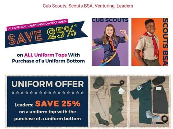 Milford Scout Shop – Connecticut Yankee Council, BSA