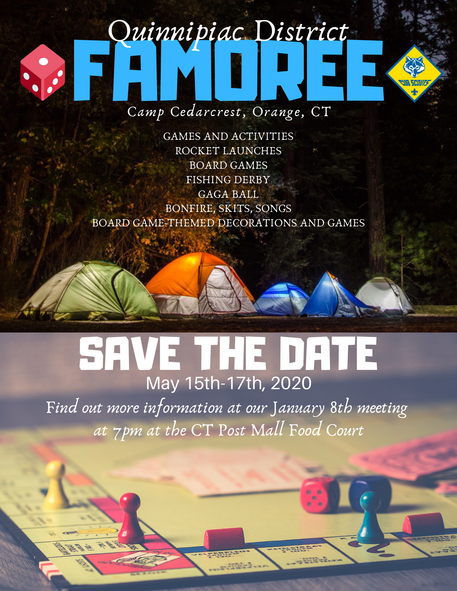 2020 Famoree Save The Date!