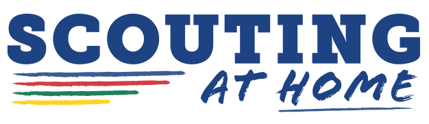 Scouting At Home Logo