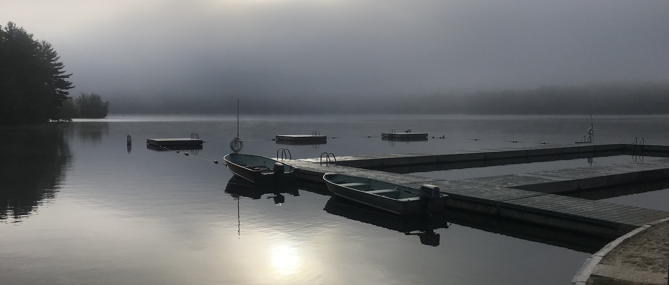 SeqMAINT-Pond from Waterfront Misty